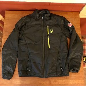 Spyder US Ski Team Insulated Jacket